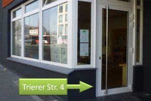 Offener Treff mit kleinem Mittagessen @ Kontaktstelle Aachen 2, Trierer Str. 4