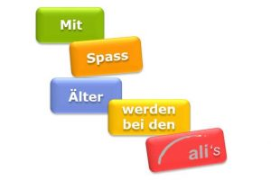 Älter-werden mit Spass @ Kontaktstelle Aachen 2, Trierer Str. 4